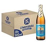 Lowenbrau Oktoberfest Birra, Bottiglia - Pacco da 20 x 500 ml