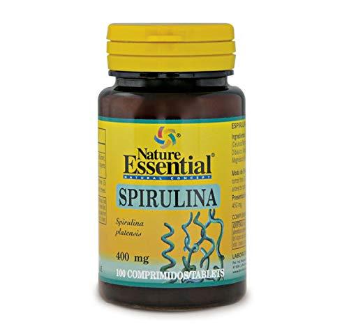 Spirulina 400 mg 100 compresse