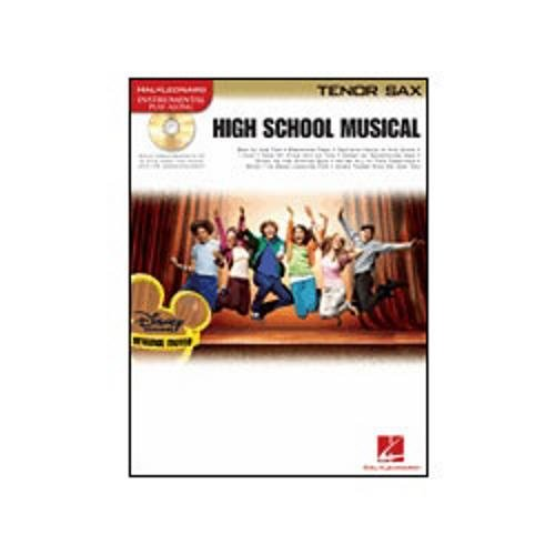 Hal Leonard High School Musical for Tenor Sax (Book and CD)