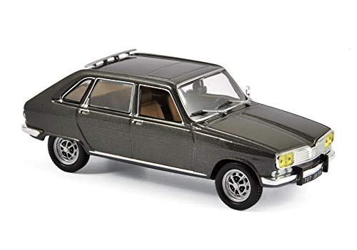 Norev 511621 Renault 16 TX - 1976- Echt 1/43 - Grijs Metaal