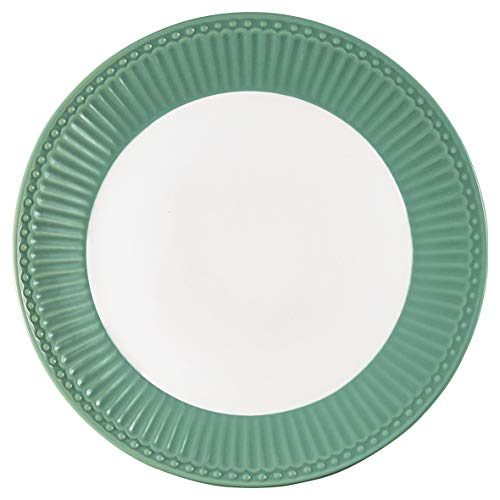 GreenGate- Plate/Teller D: ca 22,5 cm - Alice Dusty Green