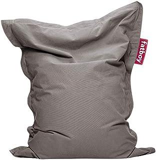 Fatboy® The Original Junior Stonewashed Pouf pour chambre ado/enfants | Fatboy Bean bag/Coussin/Fauteuil d'intérieur | Tau...