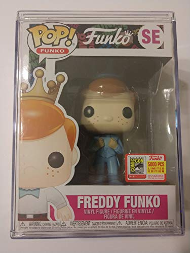 Funko POP! Freddy Harry Dumb and Dumber Blue Tuxedo SDCC Fundays 2018 Exclusive LE 5000