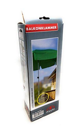 Doppler Balkonklammer bis 32 mm