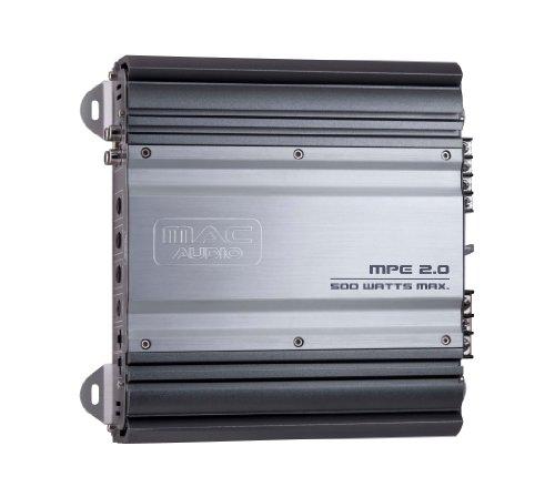 MAC Audio MPExclusive 2.0 - Amplificador de Potencia estéreo...