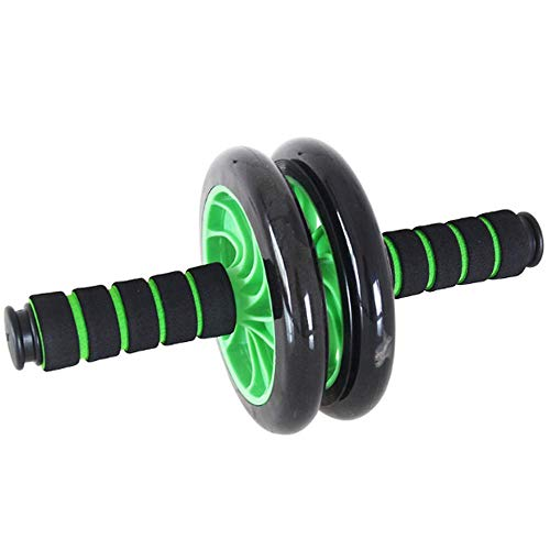 GUONING-L Übung Abdominal Rad, Sportgeräte, Haushaltsenergie Rad Muten Fitnessgeräte zu Hause Bauch-Übungen Bauch Gewichtsverlust Fitness-Training Räder ab Bauch