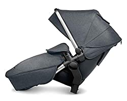 Versatile seat: Suitable from 6 months up to 15 kg, Wave Tandem Seat can be used for both front and parent facing orientation with 3 adjustable positions including lie-flat Wave accessory: The Wave Seat Unit is the ideal co-ordinated addition to the ...