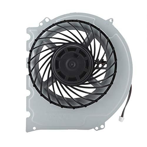 Ventilador de Refrigeración Interno ABS Duradero Pieza de Reparación de Repuesto Dispositivo Informático para PS4 Slim 2000 PC