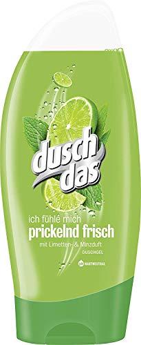 Duschdas Duschgel Prickelnd Frisch, 250 ml