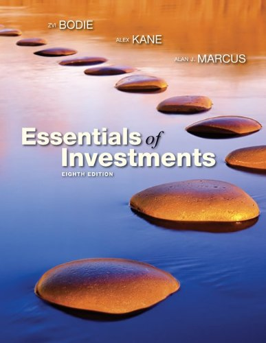 Essentials of Investments + Connect Plus (The McGraw-Hill/Irwin Series in Finance, Insurance, and Real Estate College)