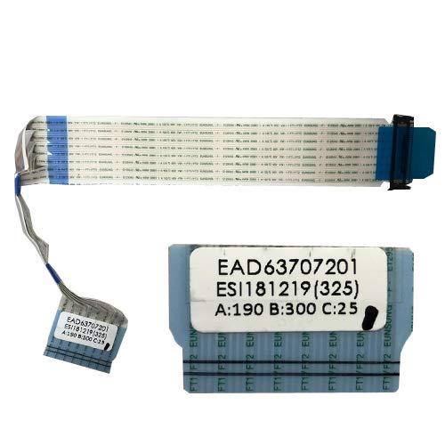 Desconocido Cable Flex/LVDS EAD63707201 LG 28MT49S-PZ