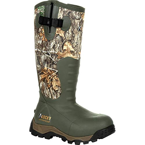 Rocky Sport Pro Women's 1200G Insulated Rubber Outdoor Boot Size 8(M)