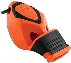 Fox FO8802O-BRK Epik CMG Safety Whistle, One Size