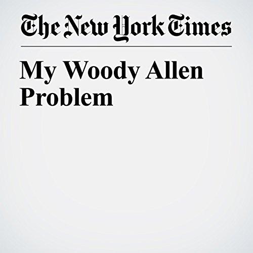 My Woody Allen Problem copertina