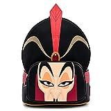 Loungefly Disney Aladdin Jafar Cosplay Womens Double Strap Shoulder Bag Purse