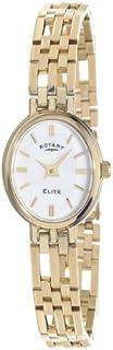 Rotary - LB10090/02 - Reloj de Cuarzo para Hombre con Correa de Piel