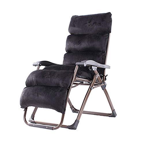 Fauteuil inclinable, Fauteuil inclinable Simple pour la Maison, Chaise Pliante pour Le déjeuner, Chaise de Bureau, Fauteuil de Loisirs, Fauteuil de détente Confortable, Multi-Couleur en Option