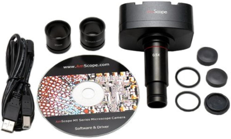 gran descuento AmScope MT9009.1MP MT9009.1MP MT9009.1MP Microscopio ocular de vídeo HD Color cámara Digital  descuento de ventas
