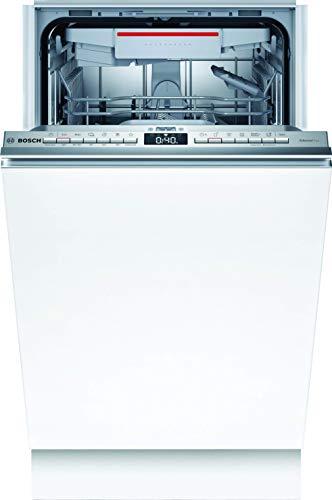 Bosch SPV4HMX61E Serie 4 Geschirrspüler Vollintegriert / A+ / 45 cm / 237 kWh/Jahr / 10 MGD / SuperSilence / InfoLight / Extra Trocknen / VarioSchublade / Home Connect