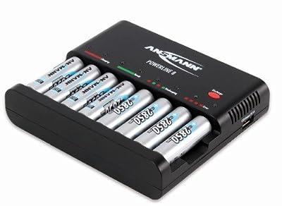 ANSMANN Powerline 4 Pro AAA2