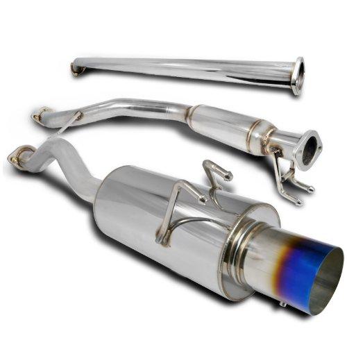 08 honda civic exhaust system - 1
