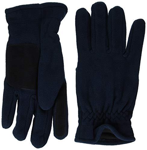 Regatta Kingsdale Thermal Balance Plus Microfleece Thinsulate Lined Gloves Gants Homme, Bleu Marine, L-XL