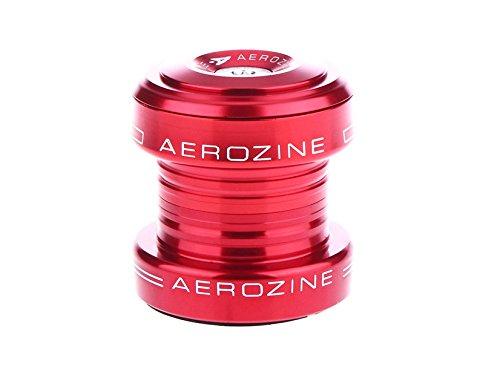 Aerozine hsxh1611819a Juego de dirección para Adulto, Rojo