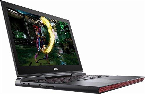 Dell Inspiron 15.6' FHD Backlit Keyboard Gaming Laptop | Intel i5-7300HQ Quad-Core | NVIDIA GeForce GTX 1050 | 8G RAM | 1T + 8G HDD | Windows 10 | Windows Mixed Reality Ultra Ready