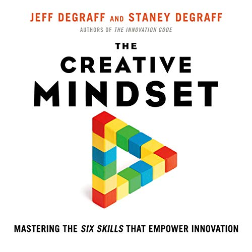 The Creative Mindset cover art