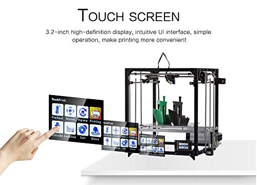 FLSUN 3D – Cube (Touchscreen Version) (F2) - 5
