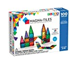 Magna-Tiles Translúcido 100 Piezas de Valtech