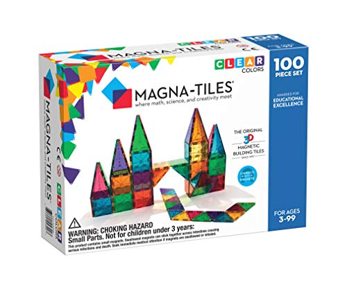 Product Image of the Magna-Tiles Set