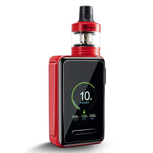 E Zigarette Starter Kit E Zigarette Akkuträger 80W mit Exceed D22 tank,1,4