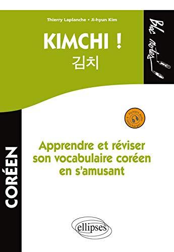 Kimchi ! Apprendre et Réviser Son Vocabulaire Coréen...