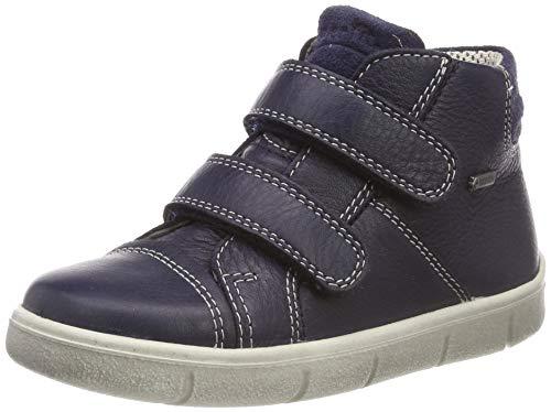 Superfit Baby-Jungen Ulli Sneaker, Blau (Blau 81), 26 EU