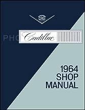 1964 Cadillac Repair Shop Manual Original