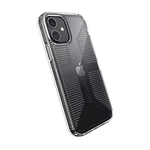 Speck iPhone 12 Pro Grip Clear