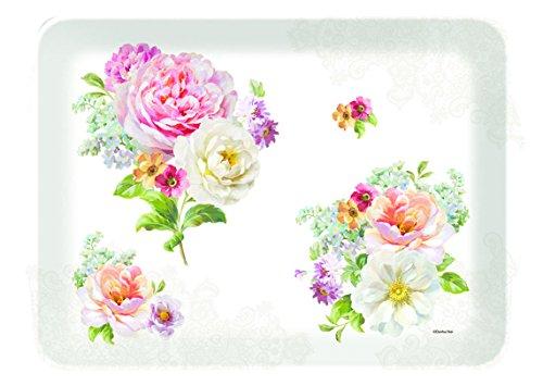 EASY LIFE 530ROLC Plateau, Mélamine, Multicolore, 46 x 32 x 2 cm