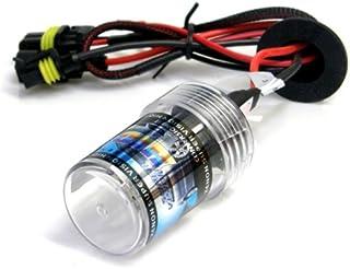 1 x HID Xenon Lampe Marke Francaise Vega/® H11 5000 K 55 W mit gebogenem Sockel