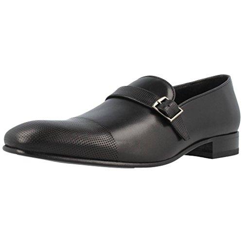 Sergio Serrano Zapatos Cordones 2355S Hombre Negro