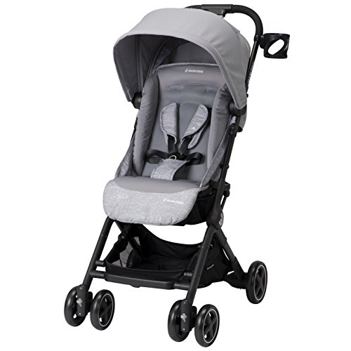 Maxi-Cosi Lara Lightweight Ultra Compact Stroller, Nomad Grey, One Size New Hampshire