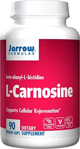 L-CARNOSINE 500mg 90 Kapseln JR