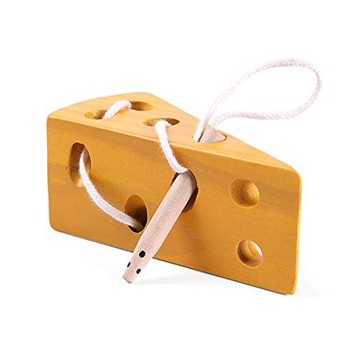 LIKIQ Montessori Toys for...