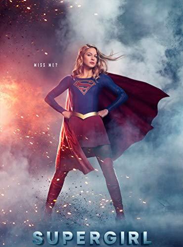 Wayne Dove Supergirl Season 4 Póster en Seda/Estampados de Seda/Papel Pintado/Decoración de Pared 374494342
