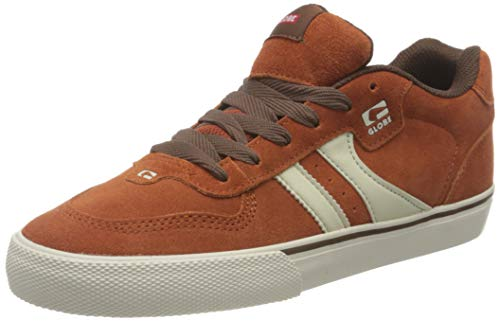 Globe Unisex Encore-2 Sneaker, Zimt, 45 EU