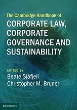The Cambridge Handbook of Corporate Law, Corporate ...