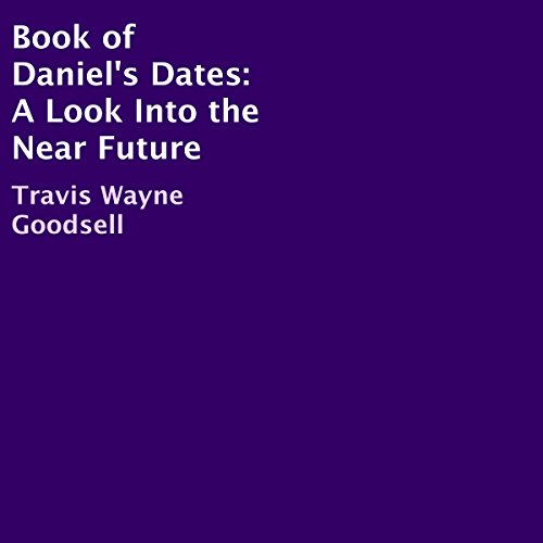 Book of Daniel's Dates audiobook cover art