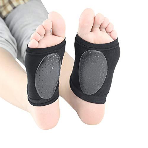 Bigsweety 1 Paar Plantar Fasciitis Arch Support Orthopädische Kissen Flat Feet Einlegesohlen Socken