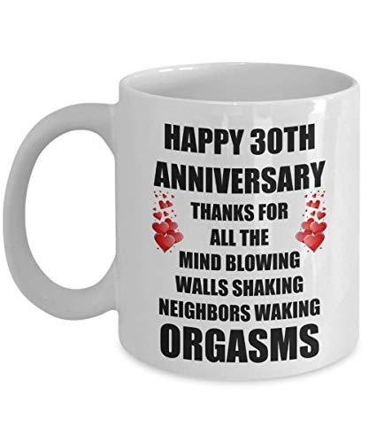 30 años 30 ° aniversario de bodas Matrimonio Sexy Regalo divertido para...