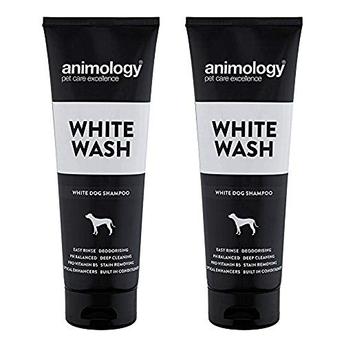 Shampooing White Wash (Lavage de pelage blanche), 250 ml